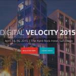 Digital Velocity 2015