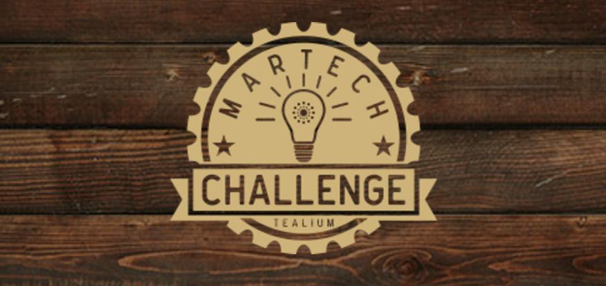 Introducing Tealium's Martech Challenge