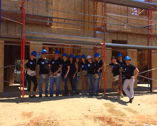 Team Tealium & Habitat for Humanity