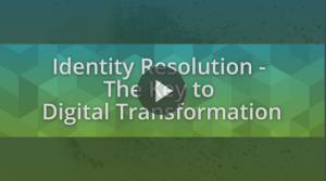 アイデンティティの解決