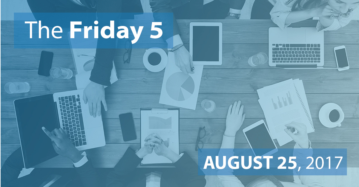 Friday 5: This Week's MarTech Articles You Don't Want To Miss