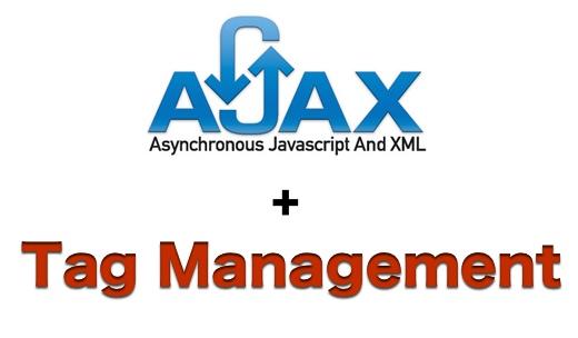 Tag Management: AJAX tracking
