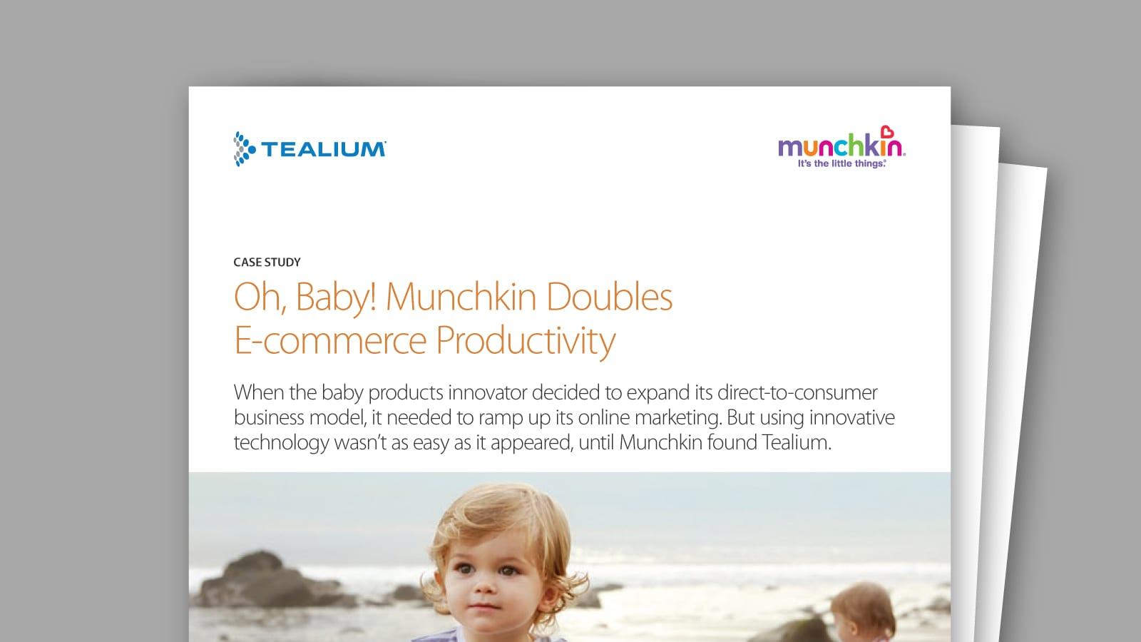Munchkin Boosts E Commerce Success With Tag Management