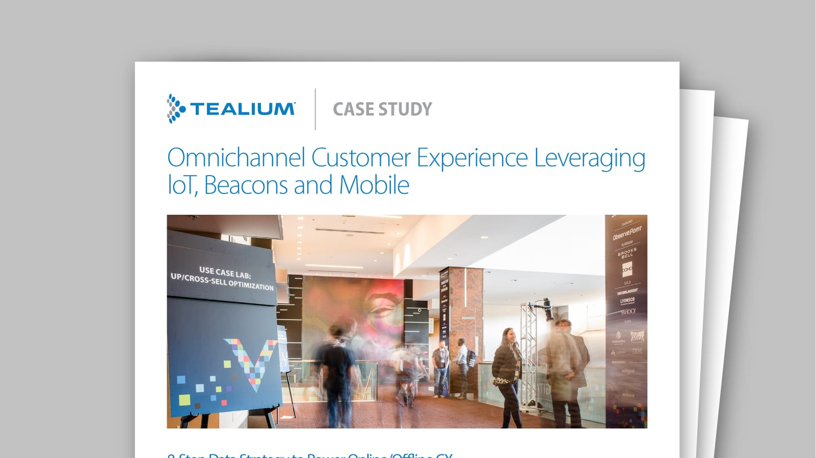 Omnichannel Customer Experience Leveraging loT, Beacons and
