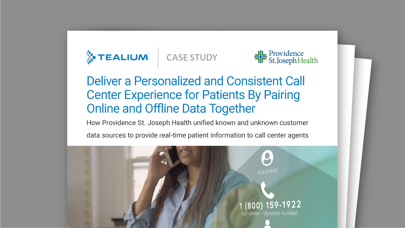 Tealium AudienceStream - Customer Data Platform