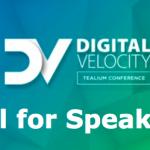 Digital Velocity 2020 Call for Speakers