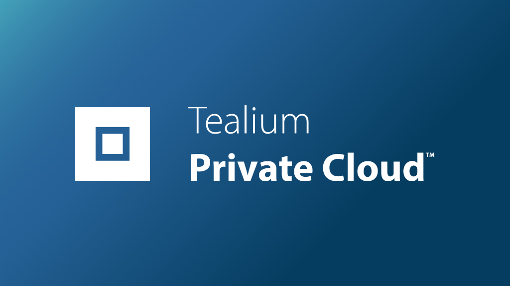 tealium-private-cloud