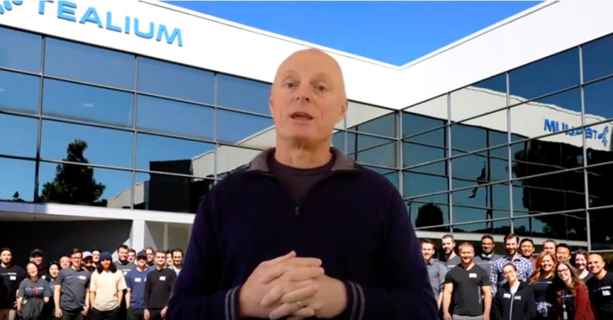 Tealium CEO Jeff Lunsford