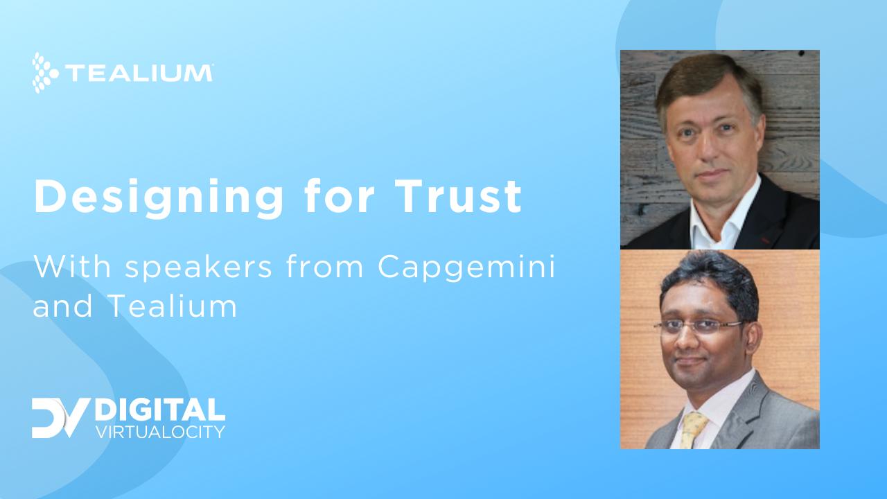 Designing for Trust