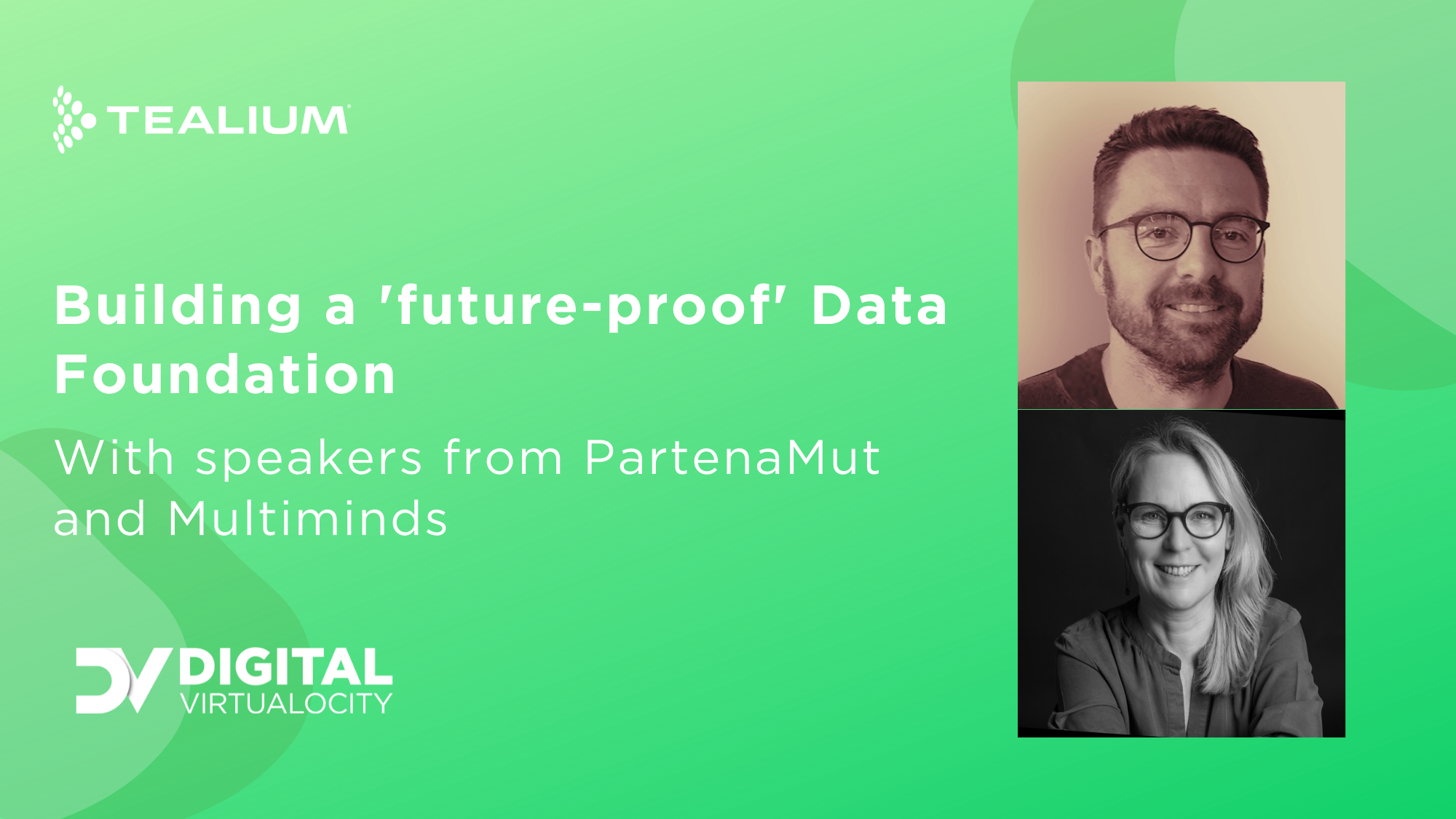 Future proof your data foundation.