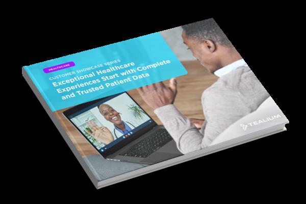 Deliver better digital experiences in Healthcare ebook