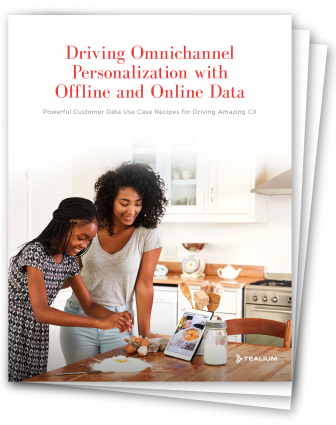 Driving Omnichannel Personalization with Offline and Online Data
