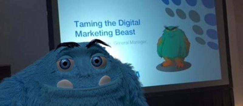 tamed-beast-presentation-selfie